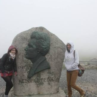 Heinrich, the man who inspired the trip!