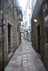 Exploring the alleyways