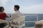 Enjoying the view!