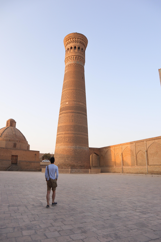 Kalyan Minaret Bukhara
