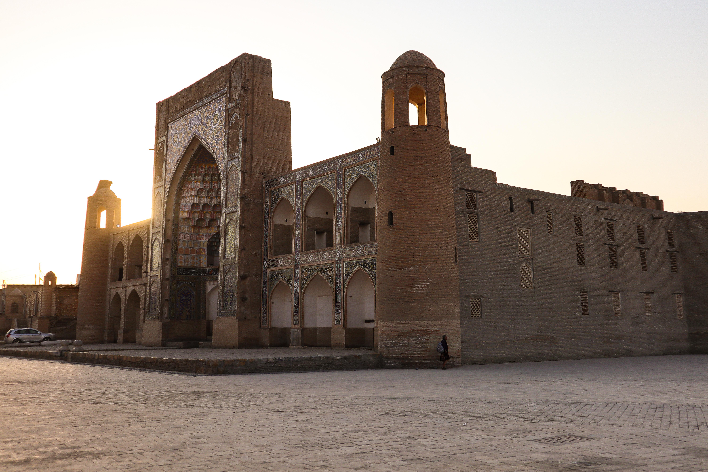 Bukhara Madrasa