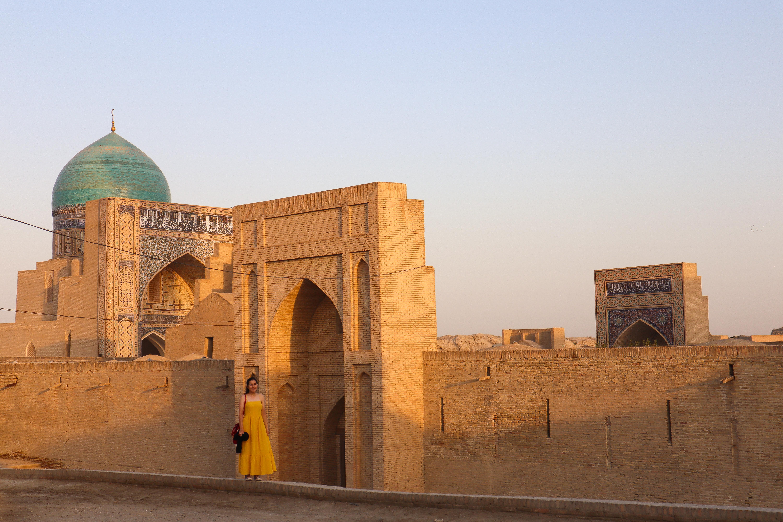 Bukhara Sunrise