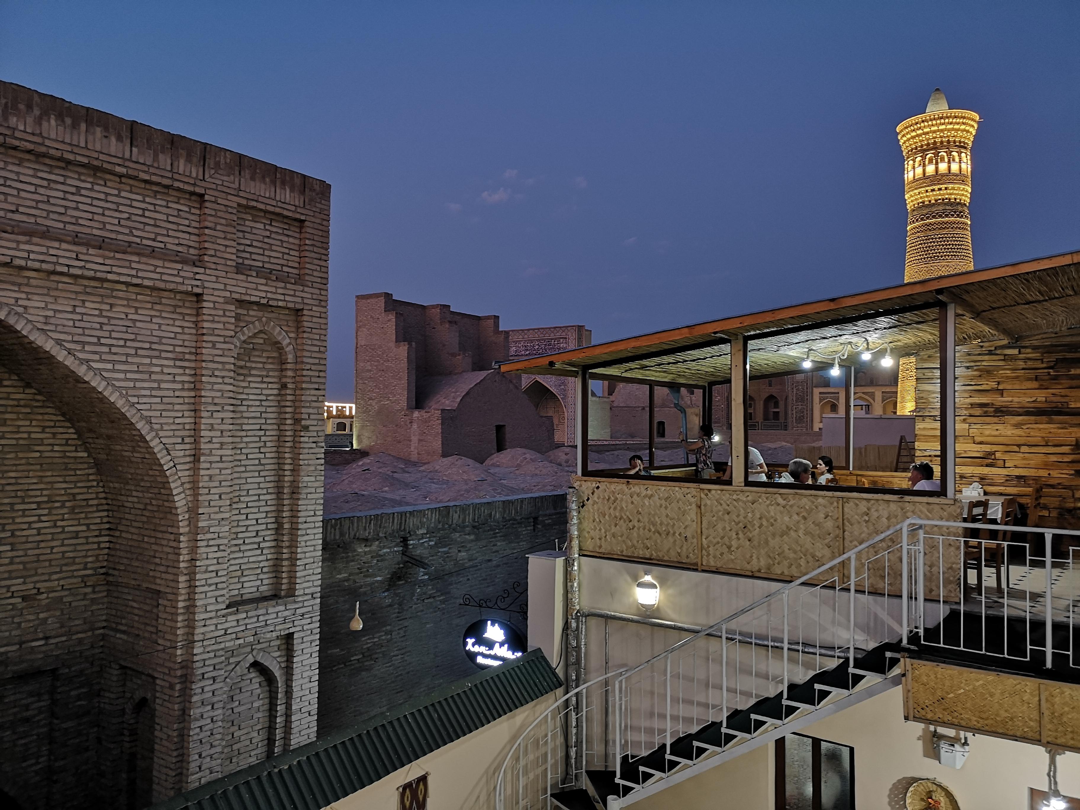 Bukhara Minaret Restaurant